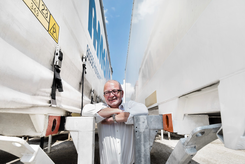 Alfred Amenda Transportunternehmen